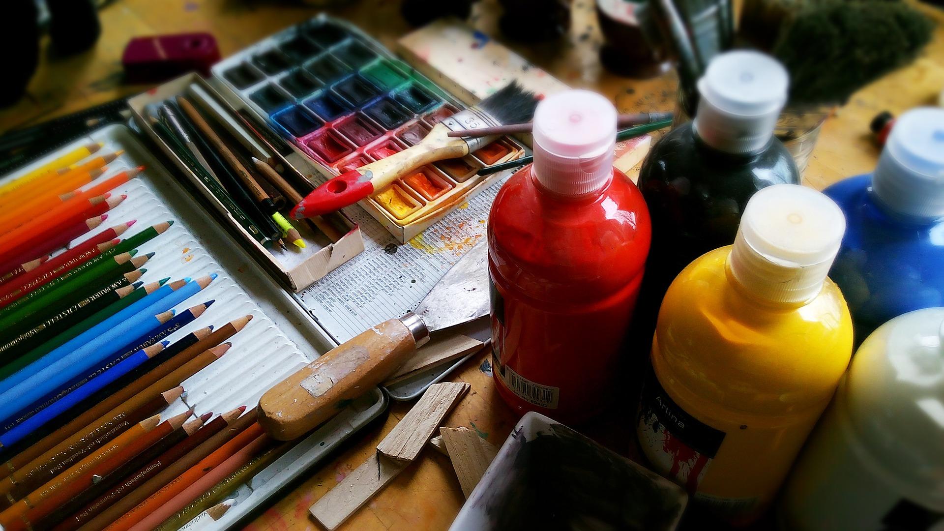 Cómo iniciarse en la pintura