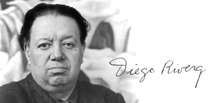 60 aniversario del fallecimiento de Diego Rivera