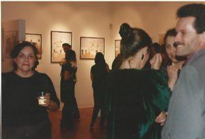Exposición Jose Luis Samper en Nueva York