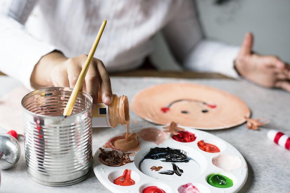 Curiosidades de la pintura al óleo