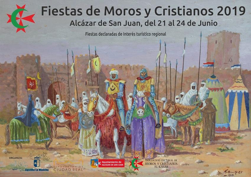 Fiestas de Moros y Cristianos de Alcázar de San Juan
