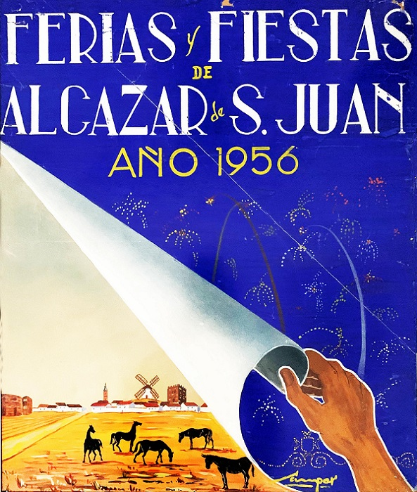 feria de Alcázar de San Juan